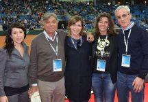 """Davis Cup: Mca Events vince un'altra scommessa. Intervista al patron De Filippi """"5.000 persone per una partita del genere è un risultato importante e sono soddisfatto. Sul piano economico il risultato non sarà positivo"""""""