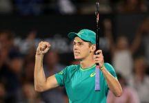 Combined Sydney: La prima finale in carriera per Alex De Minaur. Ora la sfida con Medvedev. Nel femminile finale tra Kerber e Barty
