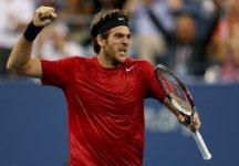 ATP Vienna: Terzo successo stagionale per Juan Martin Del Potro