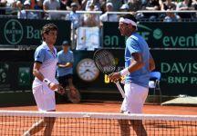 Coppa Davis – Italia vs Argentina 1-2. Doppio amaro per l'Italia. Fognini-Lorenzi dopo un brutto inizio erano arrivati ad un passo dalla vittoria. Del Potro-Pella vincono per 6-4 al quinto set