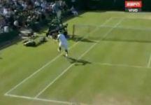 Wimbledon: Juan Martin Del Potro quest'oggi si è allenato solo pochi minuti. L'argentino deciderà solo all'ultimo momento se giocare contro Andreas Seppi (Video)