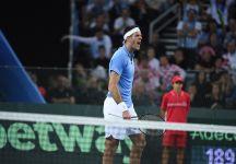 Davis Cup: Del Potro instancabile! l'argentino batte in rimonta Marin Cilic per 6-3 al quinto set e porta gli albiceleste sul 2 pari