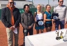 Poker per Melania Delai, vittoria di singolo e doppio anche nel secondo ITF U18