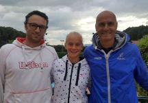 A Prato sorprende la giovane Melania Delai