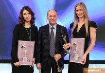 Elena Dementieva e Anastasia Myskina entrano nell'Hall of Fame russa