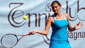 Corinna Dentoni, 27 anni di Pietrasanta, è numero 1 delle qualificazioni