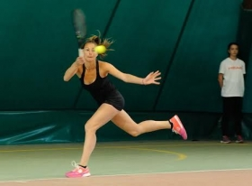 Corinna Dentoni classe 1989, n.446 WTA