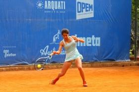 Barbara Dessolis, classe 2001 e n.451 ITF