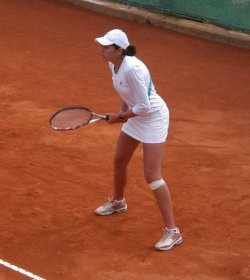 Martina Di Giuseppe impegnata ad Antalya
