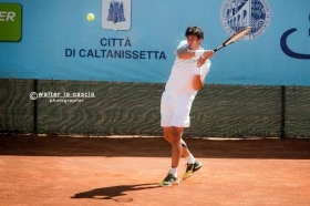 Alessio Di Mauro nella foto