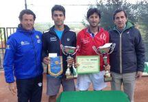 Alessio Di Mauro si aggiudica la seconda edizione dell'Open TC Caltanissetta. Sarà wild card per le quali del torneo nisseno