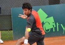 Challenger Leon: Alessio Di Mauro eliminato al secondo turno