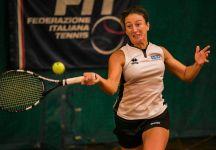 WTA Gdynia: Federica Di Sarra sfiora l'impresa