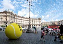Diadora Ritorna Nel Tennis – Svelata L'Operazione Di Guerrilla Marketing – #Weareback