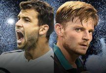 Masters Cup Londra: Live le Finali di singolare e doppio. Live Dimitrov ve Goffin