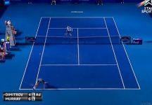 Video del Giorno: Fenomenale punto di Grigor Dimitrov nel match contro Murray ad Acapulco