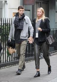 Grigor Dimitrov e Maria Sharapova