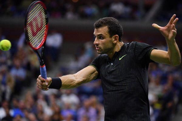 Grigor Dimitrov classe 1991, n.13 ATP
