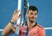 ATP Brisbane: Grigor Dimitrov supera Kei Nishikori e vince il torneo. Da domani sarà al n.15 del mondo (Video)