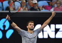 """Grigor Dimitrov: """"Giocare cinque set a Wimbledon sarà un ottimo test mentale, dovrò essere pronto a superare qualsiasi ostacolo"""""""