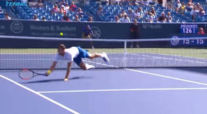 Grigor Dimitrov classe 1991, n.3 ATP