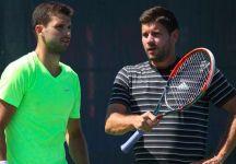 Dopo 3 anni Grigor Dimitrov annuncia la separazione con Daniel Vallverdu