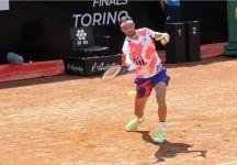 Masters 1000 Roma: Gianluca Mager dura un set contro Grigor Dimitrov (con il video della partita)