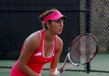 Un curioso episodio è accaduto nell'ITF di Mestre