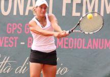 ITF Schio: Il resconto dei quarti di finale. La Di Sarra in semifinale senza perdere un set