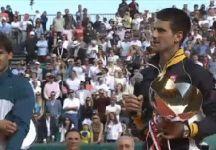 Video del Giorno: Lo storico successo di Novak Djokovic su Rafael Nadal a Montecarlo (compresa la premiazione e dichiarazione dei due giocatori)