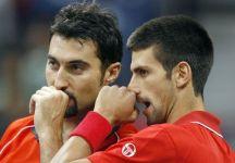 """Nenad Zimonjic difende Novak Djokovic: """"""""Ci dobbiamo ricordare che Novak gioca per il proprio paese più frequentemente di quanto faccia ciascuno dei suoi maggiori rivali"""""""