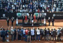 """Dal Foro Italico: Le dichiarazioni dei vincitori e sconfitti. Djokovic """"Ho parlato con Andre nelle ultime due settimane al telefono, e abbiamo deciso di provare insieme a Parigi"""""""