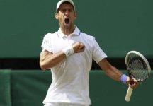 """Il successo di Novak Djokovic a Wimbledon: """"Fuori dai Denti"""""""