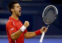 Masters 1000 – Shanghai: Partite emozionante. Novak Djokovic annulla cinque palle match a Murray e dopo una battaglia di 3 ore e 22 minuti vince il torneo cinese