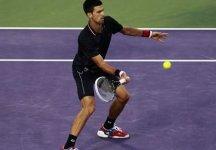 Masters 1000 – Miami: Novak Djokovic si impone su Juan Monaco nella seconda semifinale. Il serbo domenica sfiderà Andy Murray in finale