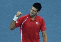 ATP Beijing: Successo finale di Novak Djokovic