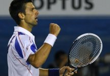 Australian Open: Secondo acuto in uno Slam per Novak Djokovic. Andy Murray va ko