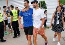 Secondo media serbi, Novak Djokovic oggi si è sottoposto al test Covid-19