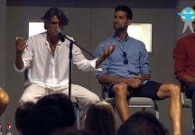 "Novak Djokovic e Pepe Imaz: ""Lavoriamo insieme da cinque anni"""