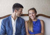 Novak Djokovic per la seconda volta padre. Questa sera è nata Tara