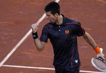 Masters 1000 – Madrid: Novak Djokovic batte Rafael Nadal anche su terra. Trionfa per la prima volta a Madrid ed è ormai il n.1 del mondo in pectore