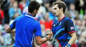 Novak Djokovic e Andy Murray in finale all'Australian Open