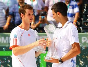 Novak Djokovic e Andy Murray gli ultimi finalisti a Miami