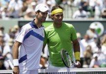 Masters 1000 – Miami: Partita Stellare. Nadal e Djokovic danno spettacolo. Alla fine a spuntarla al tiebreak del terzo set è Novak. Il serbo è ancora imbattuto nel 2011