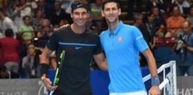 Djokovic&Friends: Serata divertente. Djokovic batte Nadal con un doppio 64