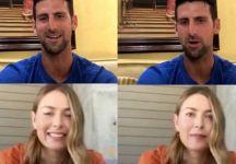 Novak Djokovic e Maria Sharapova: Aneddoti curiosi. Djokovic sbronzo prima di una partita (Video)