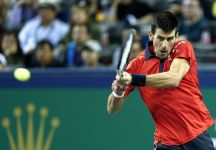 Masters 1000 Shanghai: Djokovic inarrestabile in Cina, domina Tsonga in due set in una finale a senso unico