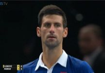 Masters1000 Parigi Bercy: Novak Djokovic troppo forte per Andy Murray, decimo titolo stagionale per il serbo