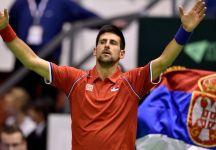 Milojevic e Krstin ringraziano Novak Djokovic