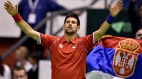 Novak Djokovic classe 1987, n.2 del mondo